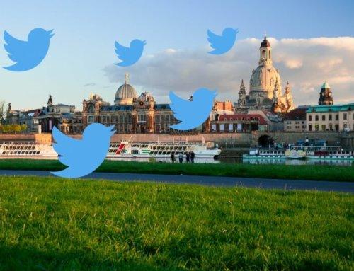 Twitterstudie in Dresden
