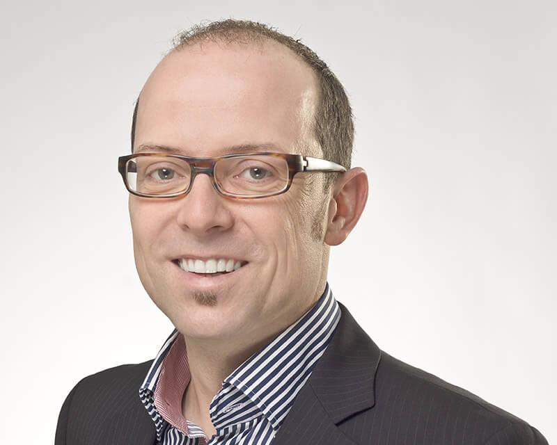 Porträtfoto des geschäftsführenden Gesellschafters von webZunder Dirk Spannaus