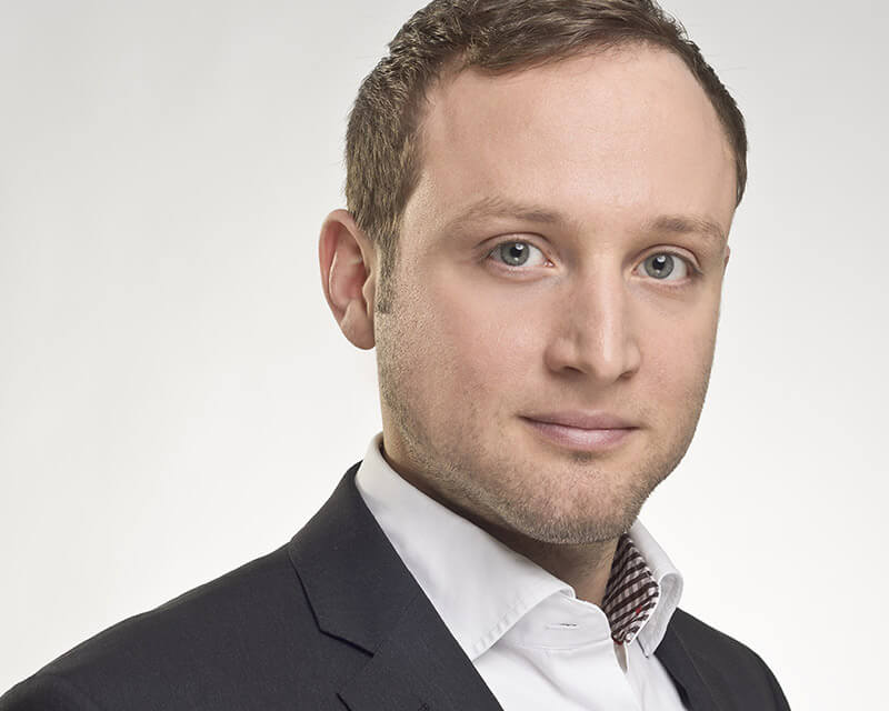 Porträtfoto des geschäftsführenden Gesellschafters von webZunder Stefan Machleidt