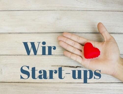 webZunder für Start-ups – ein Jahr kostenlos nutzen