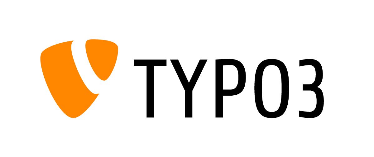 Typo3 Logo - Trademark der TYPO3 Association